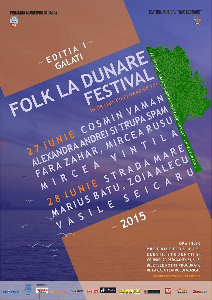 Folk la Dunare 2015