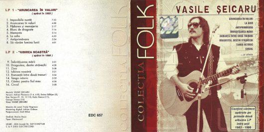 Vasile Șeicaru, Colectia Folk, nr. 1