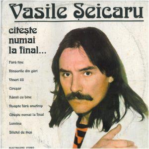 Seicaru,Citeşte numai la final - 1991LP