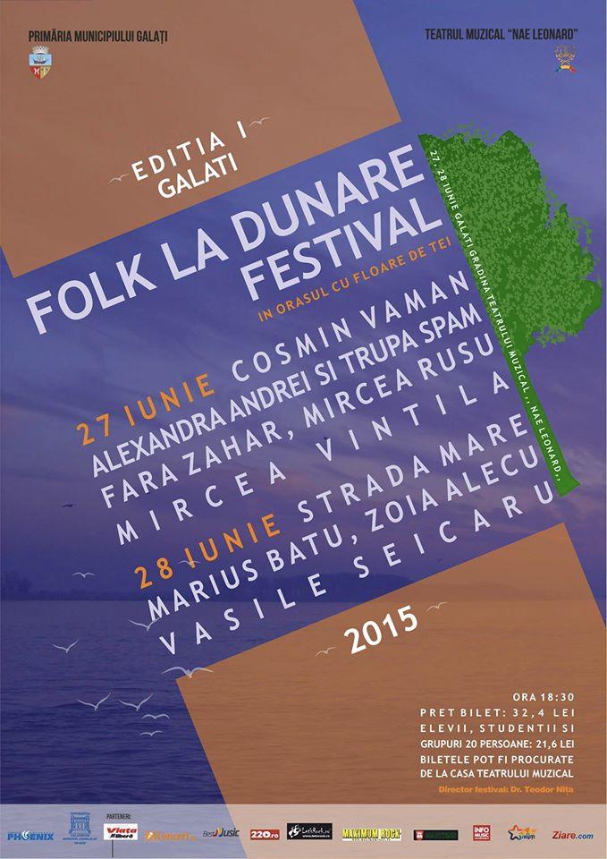 Folk la, Dunare,seicaru