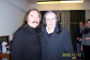 Cu legendarul Donovan - 12 dec. 2010 Sala Palatului !