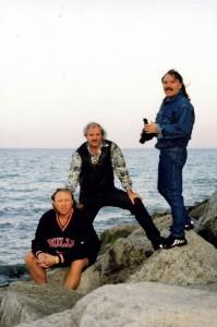 Vale, Stefan Hruşcă, Victor Socaciu, Canada, lacul Ontario !